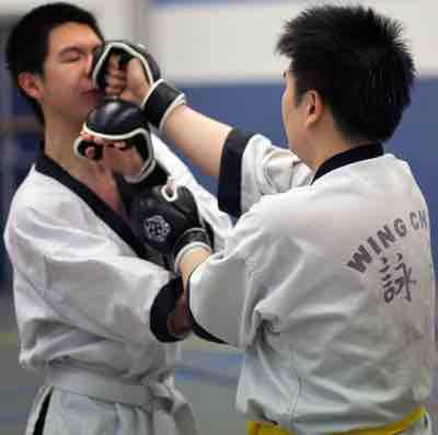 Vechtsport Leiden